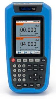 Additel ADT220 Multifunction Loop Calibrator