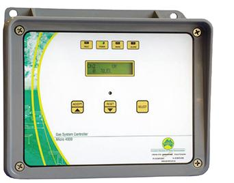 Micro 4000 Carpark Gas Detection Controller