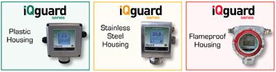 iQguard housing options