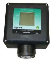 iQguard Toxic Gas Detection Sensor from AmpControl