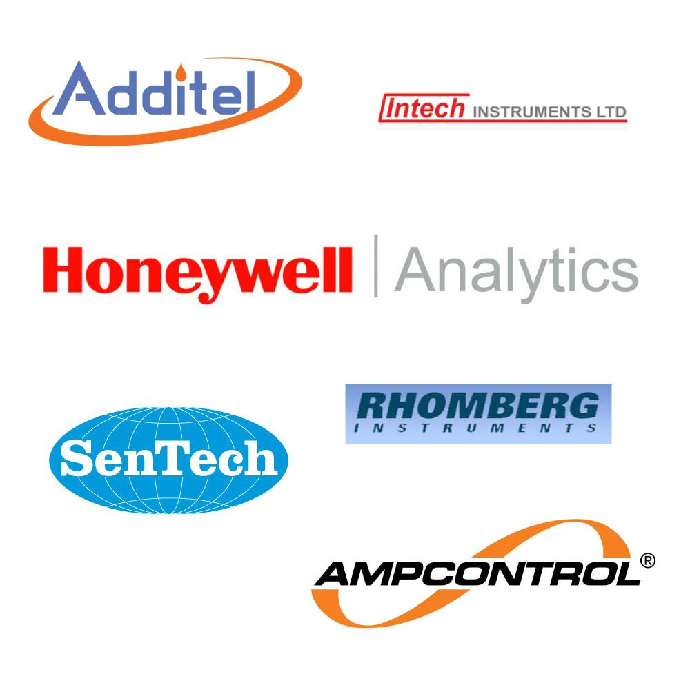 Additel, Honeywell Analytics, Intech Instruments, Sentech Corporattion