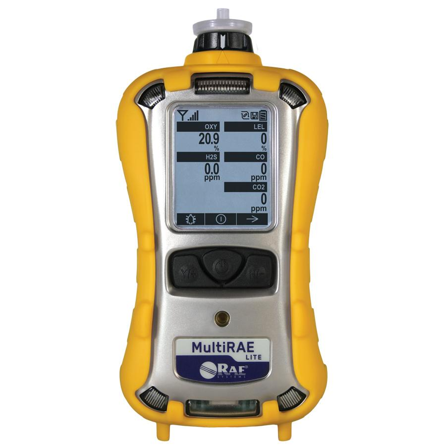 Pumped Model Gas Detectors