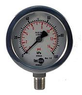 Tecsis GTS Pressure Gauges P2032 Chemical Industry Pressure Gauge