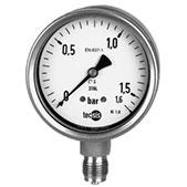 P2325 Chemical Resistant Pressure Gauge by Tecsis from GTS Pressure Gauges